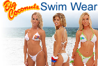 Swim wear hot bathing suits from Big Coconuts